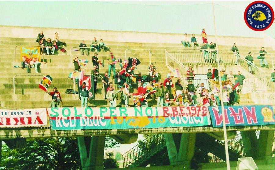 Benevento-L\'Aquila 2003/2004