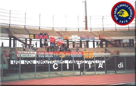 Catania-L\'Aquila 2001/2002