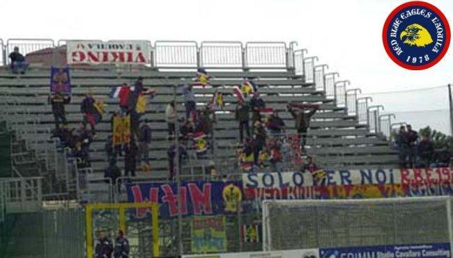 Crotone-L\'Aquila 2002/2003