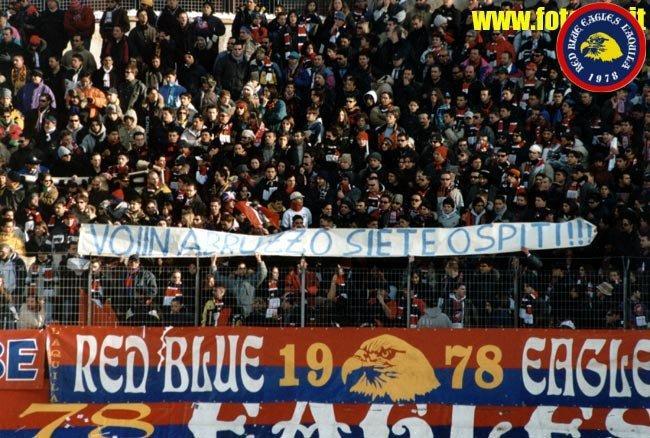 L\'Aquila-Pescara 2001/2002