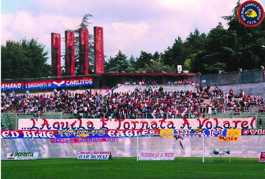 L\'Aquila-Crotone 2003/2004
