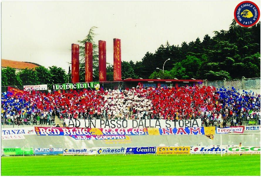 L\'Aquila-Fasano Play off 1999/2000