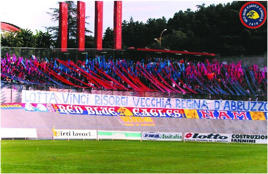 L\'Aquila-Lanciano 1999/2000