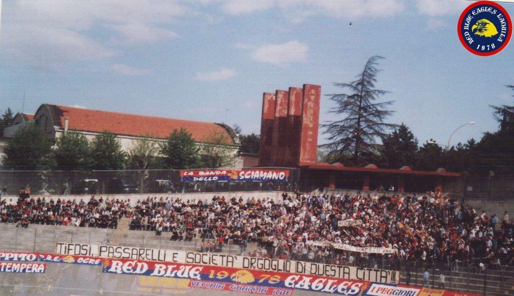L\'Aquila-Messina 2001