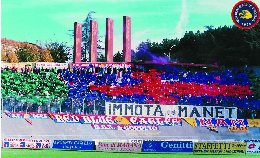 L\'Aquila-Palermo 2000/2001...Immota Manet