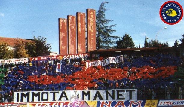 L\'Aquila-Palermo 2000/2001...La favorita siamo noi!