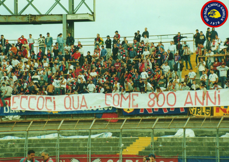 Pescara-L\'Aquila 2001/2002 - Eccoci qua...come 800 fà