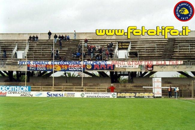 Sambenedettese-L\'Aquila 2003/2004