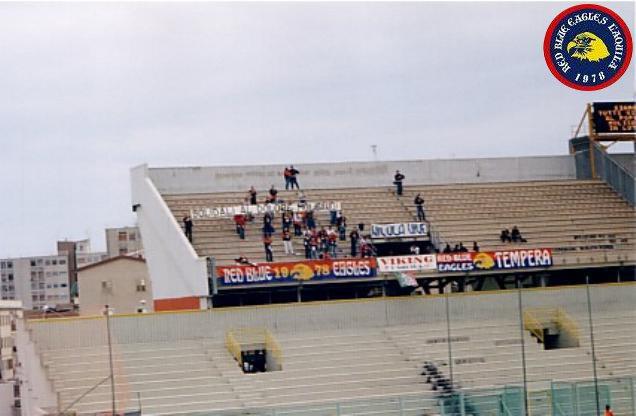 Taranto-L\'Aquila 2002/2003 Solidali al dolore molisano (In occasione del terremoto a San Giuliano di Puglia- Campobasso)