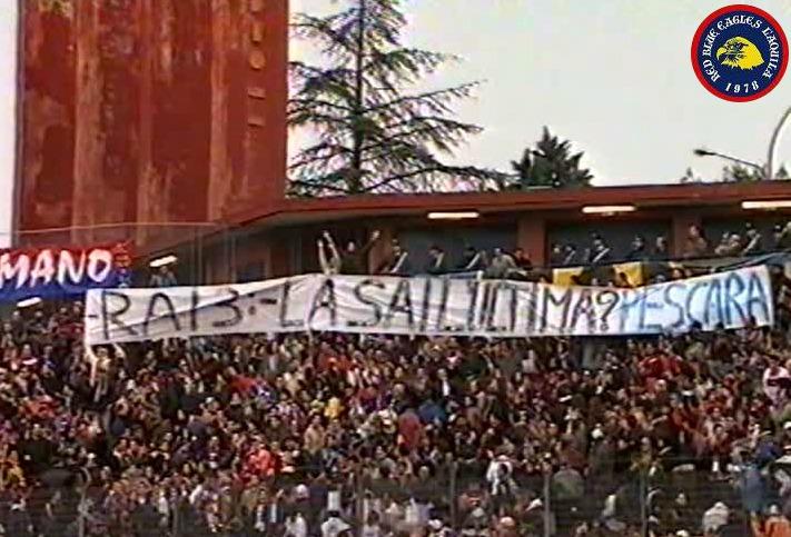 L\'Aquila-Savoia 2000/2001