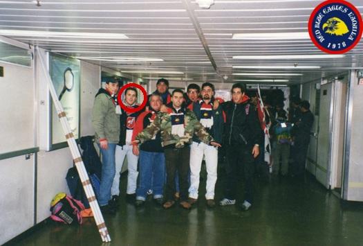 Denni Zuccon anno 2001