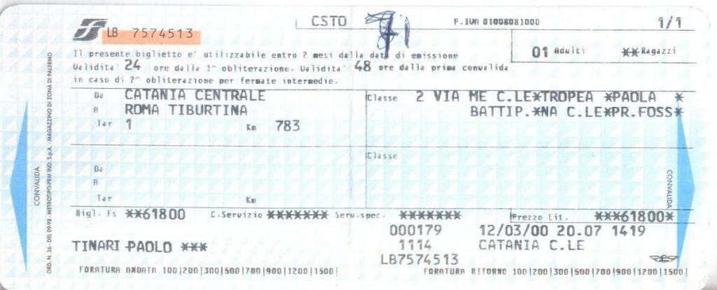 bigliettotreno